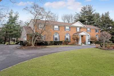 Syosset Single Family Home For Sale: 60 Belvedere Dr