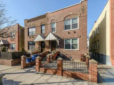 Sunnyside Multi Family Home For Sale: 50-16 41st St