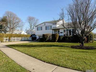 Hicksville Single Family Home For Sale: 14 Mitchell Ct
