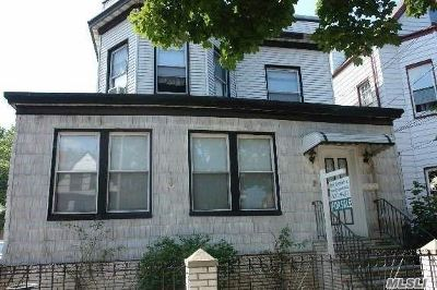 Multi Family Home For Sale: 26-26 14th St