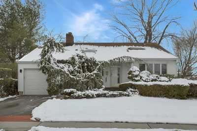 Syosset Single Family Home For Sale: 2 Elf Rd