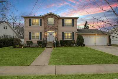 Bellmore Single Family Home For Sale: 2346 Washington Ave