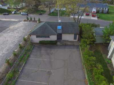 Farmingville Commercial For Sale: 362 Mooney Pond Rd