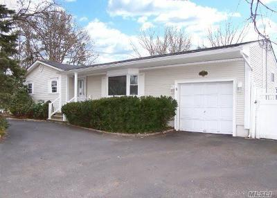 Patchogue Single Family Home For Sale: 12 Evans Ave