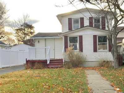 Merrick Single Family Home For Sale: 6 Elinore Ave