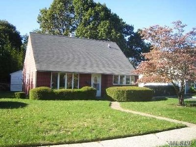 East Meadow Single Family Home For Sale: 2450 1st St