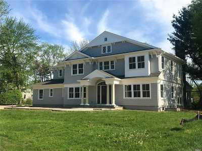 Port Washington Single Family Home For Sale: 7 Brookside Dr