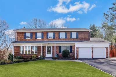 Smithtown Single Family Home For Sale: 14 Legend Ct