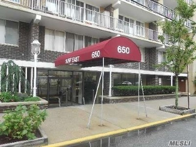 Rental For Rent: 650 Shore Rd #1M
