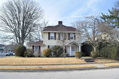 Westbury Single Family Home For Sale: 1329 Grand St