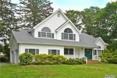Nesconset Single Family Home For Sale: 171 Gibbs Pond Rd