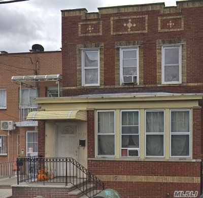 Corona Multi Family Home For Sale: 53-12 103rd St