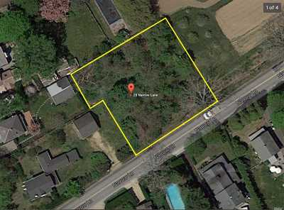 Bridgehampton Residential Lots & Land For Sale: 28 Narrow Lane
