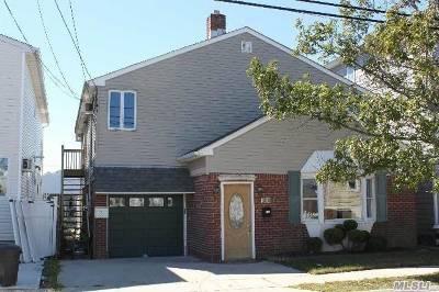 Lindenhurst Single Family Home For Sale: 873 S 7th St