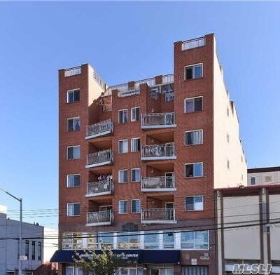Flushing Condo/Townhouse For Sale: 135-10 35 Ave #6D