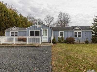 St. James Single Family Home For Sale: 207 Cambon Ave