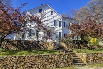Roslyn Single Family Home For Sale: 125 East Broadway