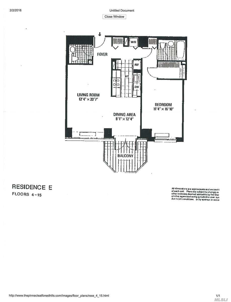 112-01 Queens Blvd #4-E, Forest Hills, NY.| MLS# 3001538 | on luxury townhouse plans, garden townhouse plans, duplex townhouse plans, bungalow townhouse plans, 1 bed townhouse plans, 1 bedroom cabin,