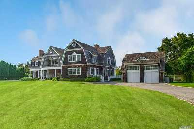 Bridgehampton Single Family Home For Sale: 122 Pauls Ln