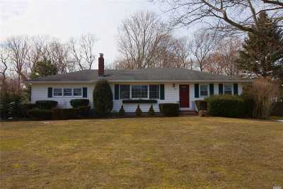 Sayville Single Family Home For Sale: 342 Sunrise Ave