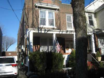 Multi Family Home For Sale: 21-64 42nd St