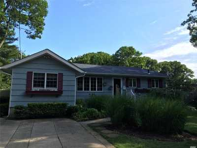 Sayville Single Family Home For Sale: 246 Versa Pl