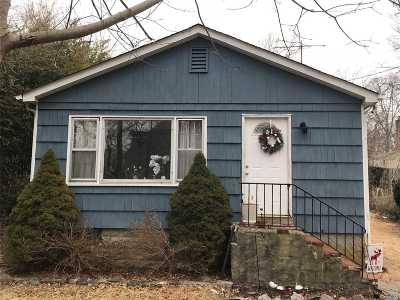 Rocky Point Single Family Home For Sale: 15 Moon Rd