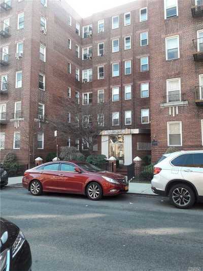 Rego Park Condo/Townhouse For Sale: 65-36 Wetherole St #501