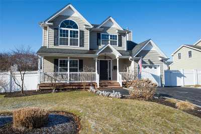 East Islip Single Family Home For Sale: 24 Jefferson Ave