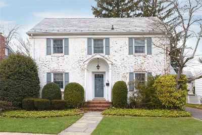 Rockville Centre Single Family Home For Sale: 28 Amherst Court