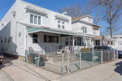 Bayside Single Family Home For Sale: 203-13 34th Ave