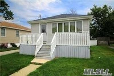 Baldwin Single Family Home For Sale: 888 Ocean St