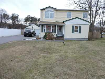 Islip Single Family Home For Sale: 744 10th St