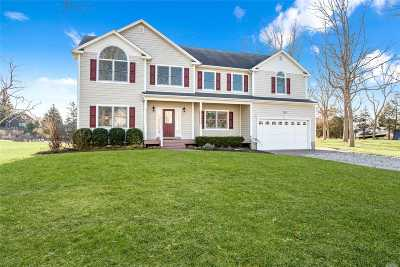Mattituck Single Family Home For Sale: 4340 Ole Jule Ln