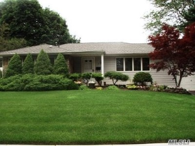Syosset Single Family Home For Sale: 6 Robert Cir