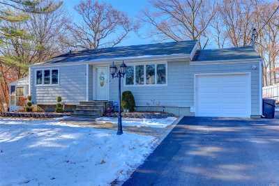 Lake Grove Single Family Home For Sale: 40 Sarah Dr