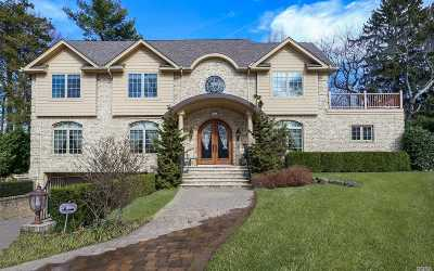 Great Neck Single Family Home For Sale: 5 Old Field Ln