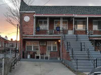 Woodhaven Multi Family Home For Sale: 85-82 75th St