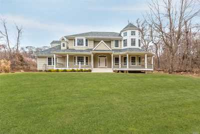Setauket Single Family Home For Sale: 23 Parsonage Rd