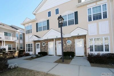 East Meadow Condo/Townhouse For Sale: 461 Winter Pl