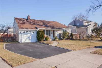 N. Bellmore Single Family Home For Sale: 1123 Ruth Pl