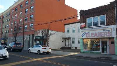Valley Stream Commercial For Sale: 401 Rockaway Pkwy