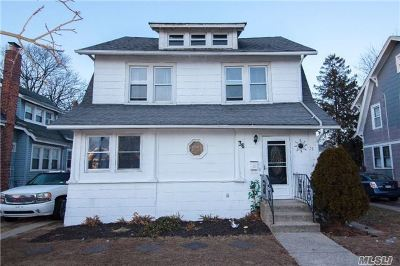 Multi Family Home For Sale: 36 Centre Ave
