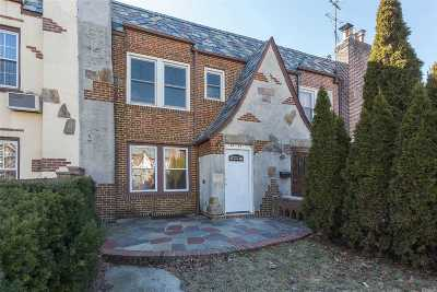 Forest Hills Single Family Home For Sale: 68-34 Ingram St