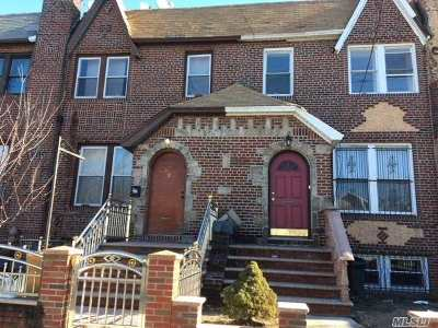 Brooklyn Single Family Home For Sale: 1149 Schenectady Ave