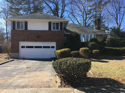 Westbury Single Family Home For Sale: 855 Sharon Ln