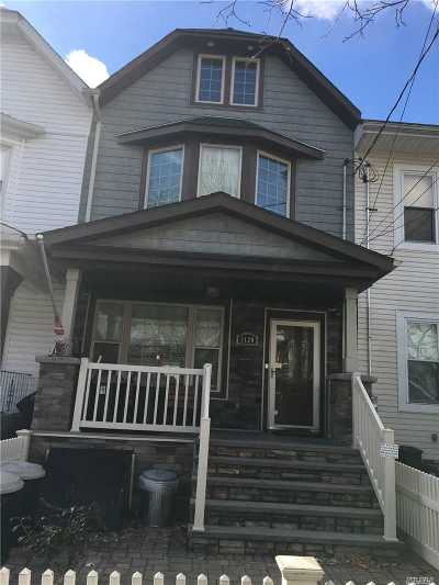 Woodhaven Single Family Home For Sale: 91-20 96th St