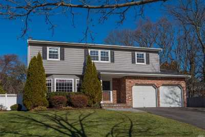 Sayville Single Family Home For Sale: 23 Ort Ct