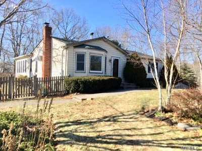 Rocky Point Single Family Home For Sale: 22 Ermine Rd