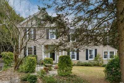 Port Washington Single Family Home For Sale: 48 Longview Rd